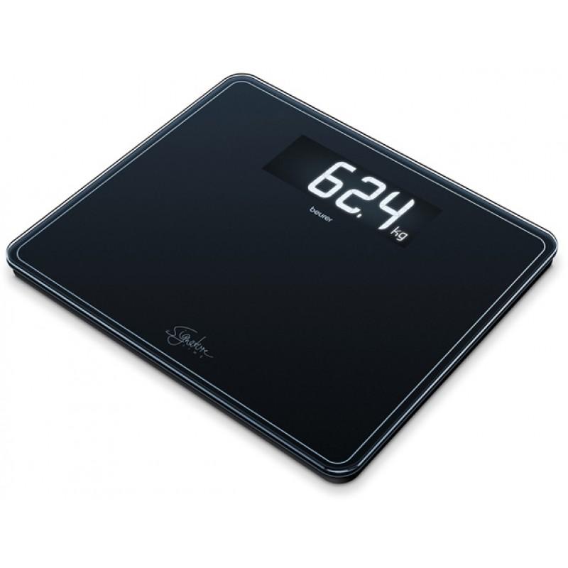 Весы напольные электронные Beurer GS410 Signature Line (Black)
