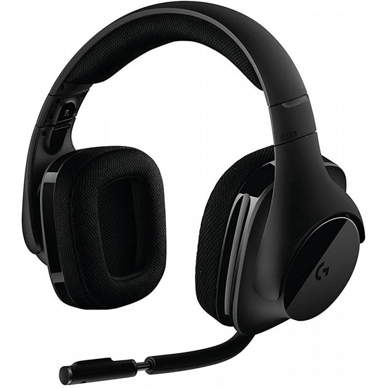 Игровая гарнитура Logitech G533 Wireless 981-000634 (Black)