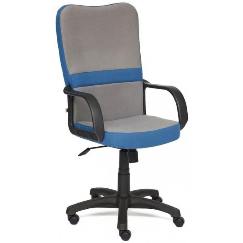 Офисное кресло Tetchair CH 757 (Grey/Blue)