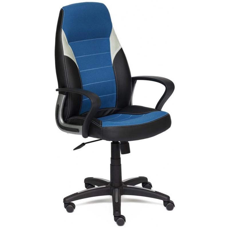 Кресло руководителя Tetchair Inter 12018 (Blue)