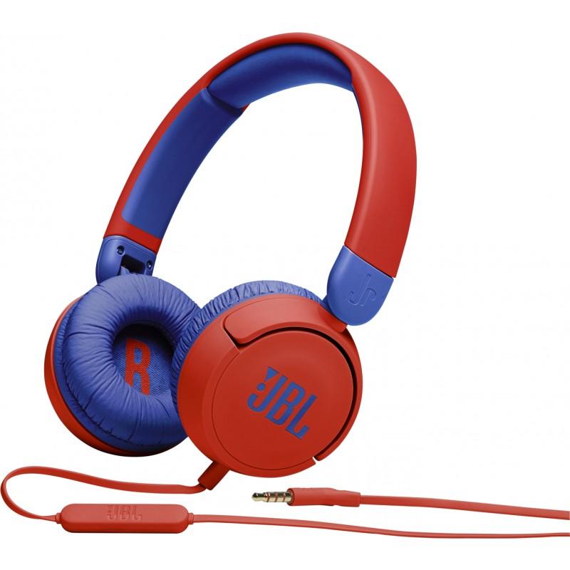 Детские наушники JBL JR310 (Red)