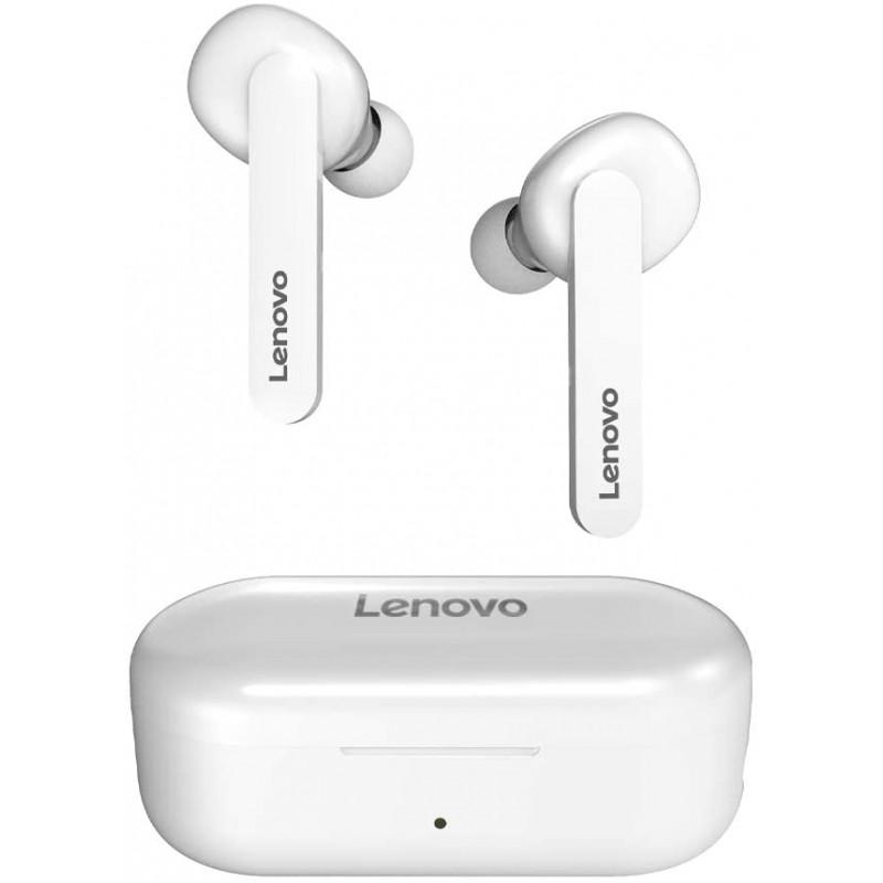 Bluetooth-наушники Lenovo HT28 (White)
