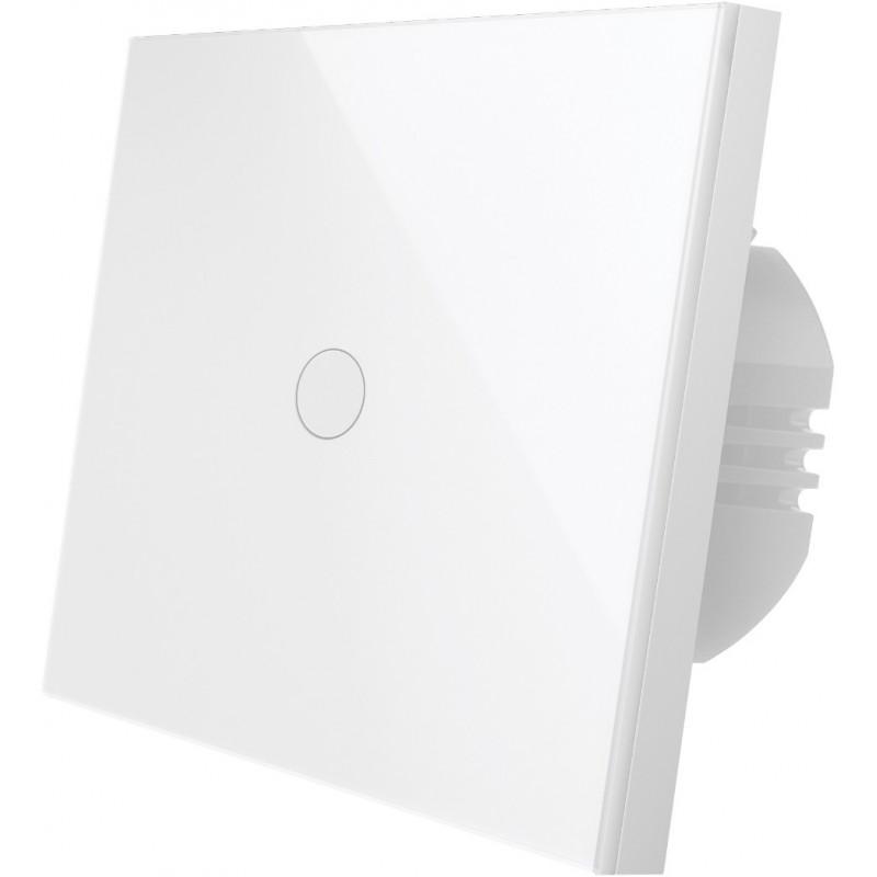 Wi-Fi выключатель одноканальный Rubetek RE-3316 (White)
