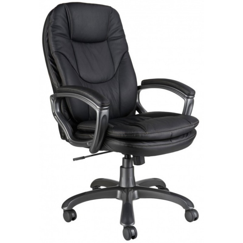Кресло руководителя Бюрократ CH-868AXSN (Black)