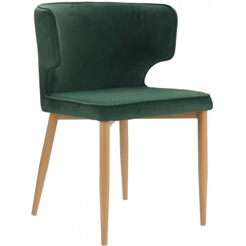 Кресло Berg Martin, зеленое