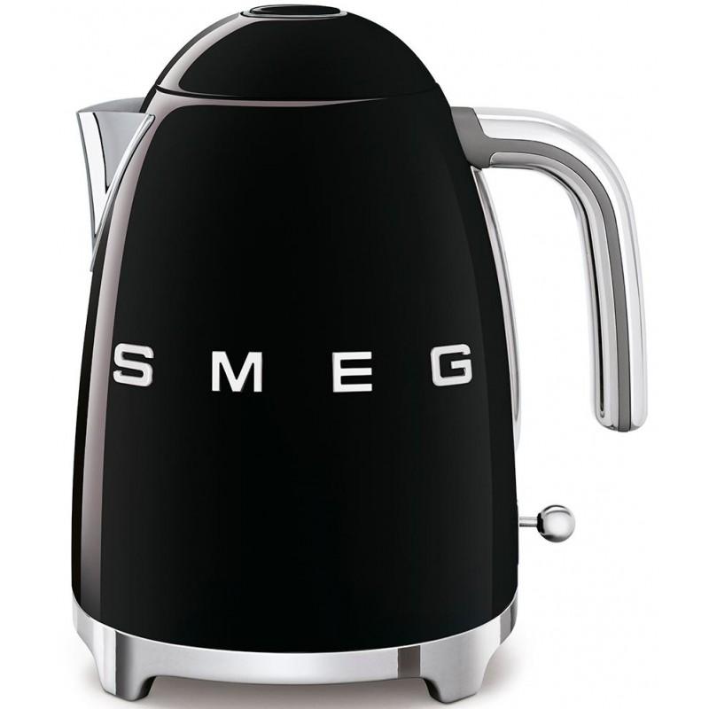 Электрический чайник Smeg KLF03BLEU (Black)