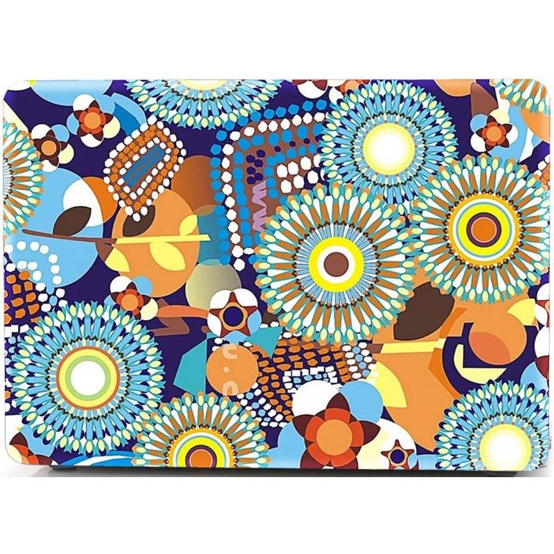 Накладка i-Blason Cover для MacBook Pro 15 2016 (Colorful Flower)