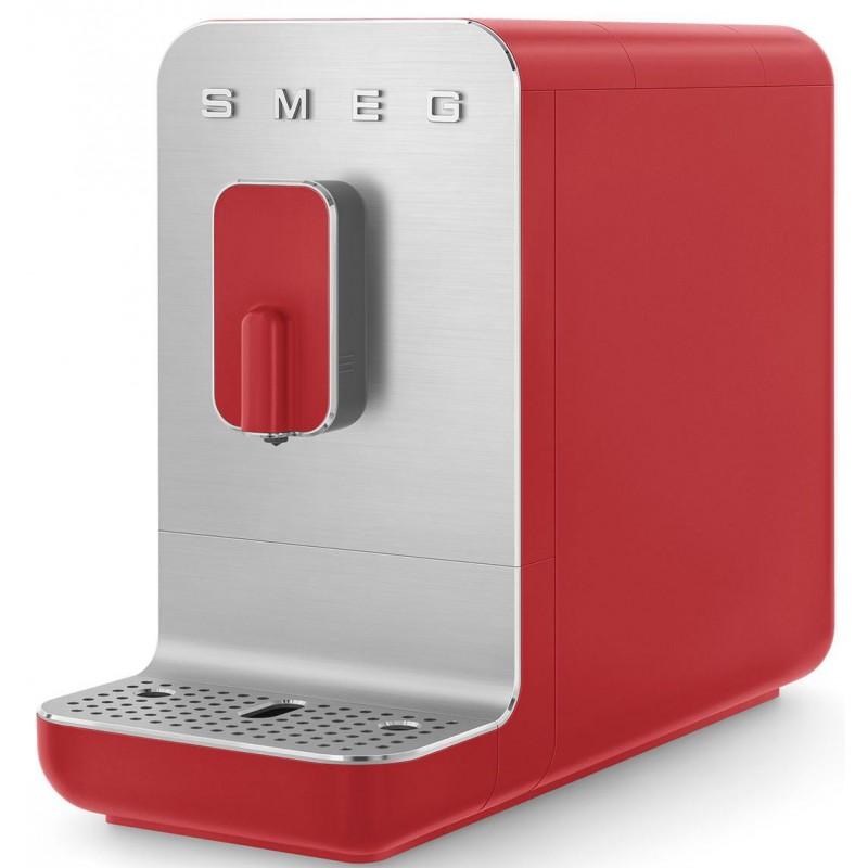 Кофемашина Smeg BCC01RDMEU (Red Matte)