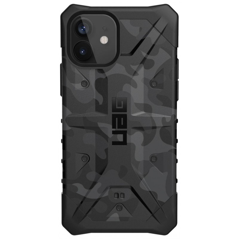 Чехол UAG Pathfinder SE (112357114061) для iPhone 12/12 Pro (Black Midnight Camo)