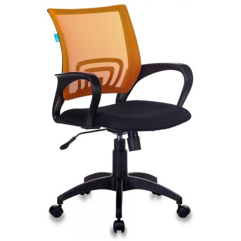 Офисное кресло Бюрократ CH-695NLT/OR/TW-11 (Orange/Black)