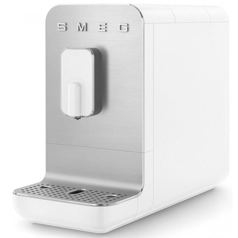 Кофемашина Smeg BCC01WHMEU (White Matte)