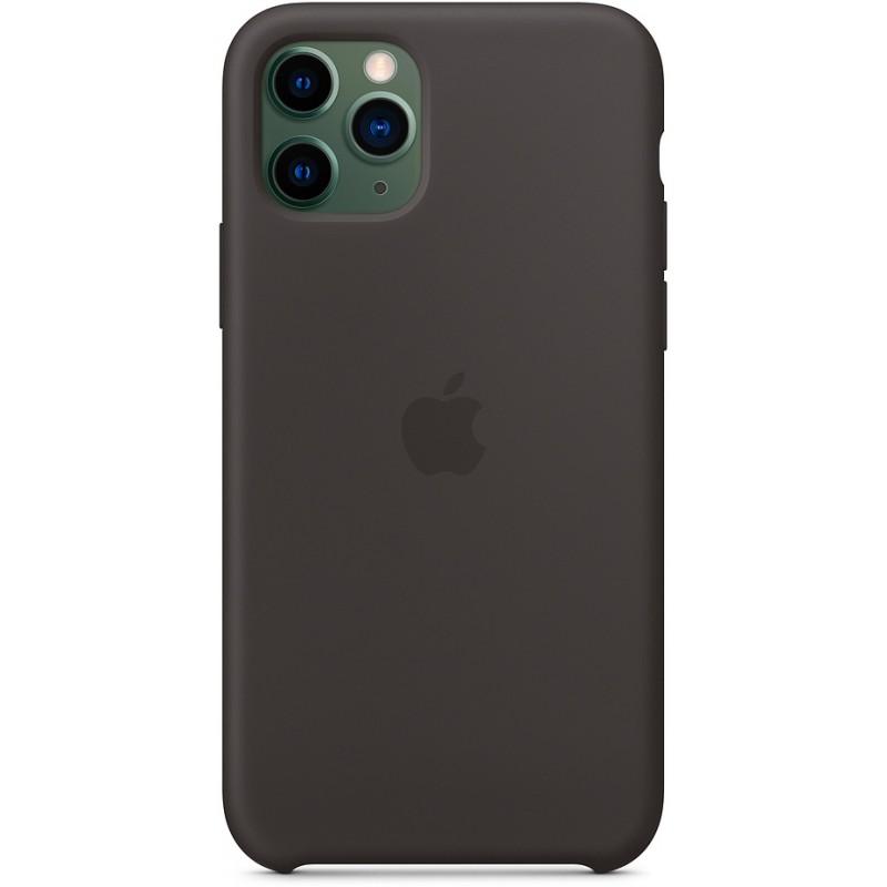 Чехол Apple Silicone (MWYN2ZM/A) для iPhone 11 Pro (Black)