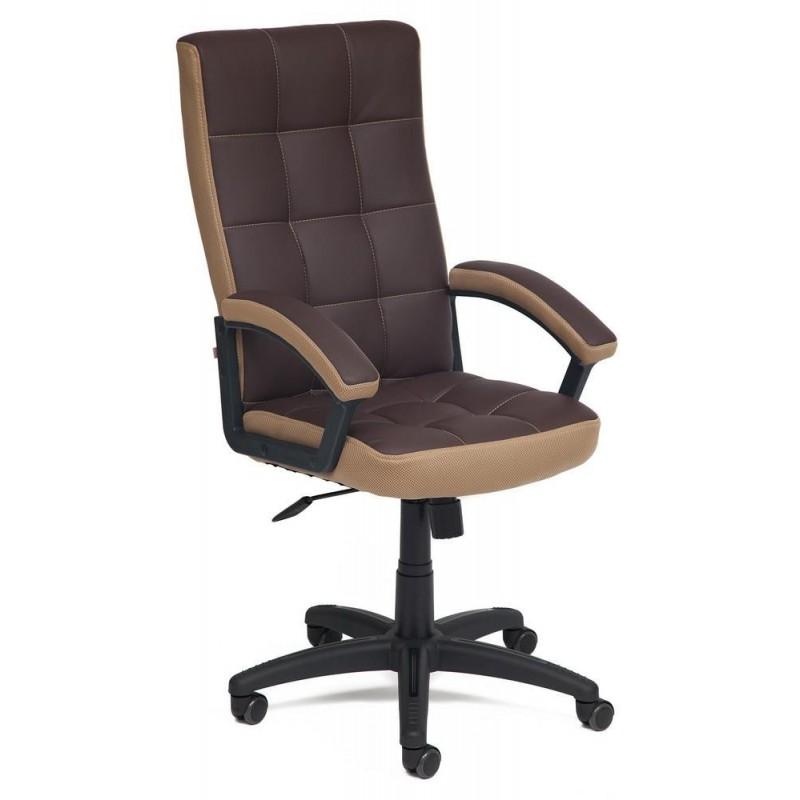 Офисное кресло Tetchair TRENDY (Brown/Bronze)