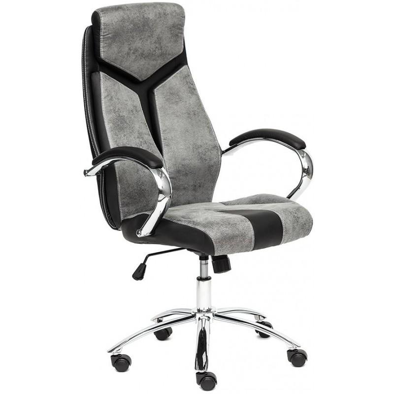 Кресло руководителя Tetchair Gloss 12368 (Grey)