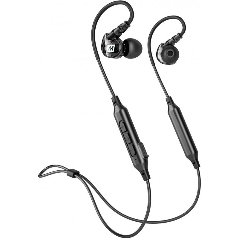 Bluetooth-наушники с микрофоном MEE audio X6 (Black)