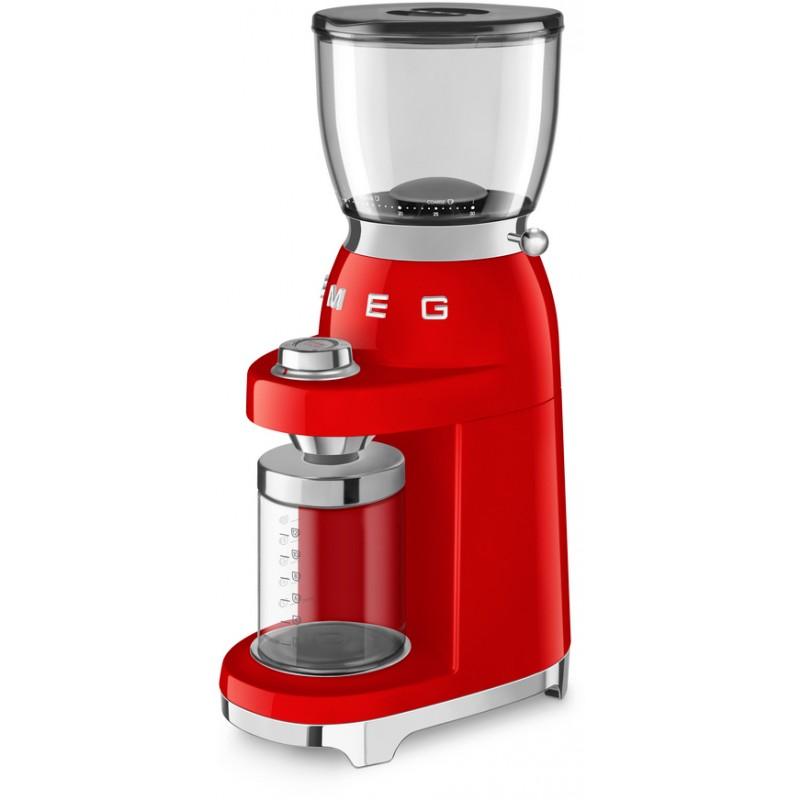 Кофемолка Smeg CGF01RDEU (Red)