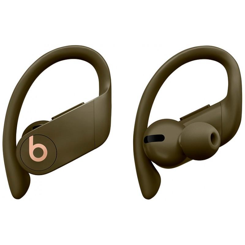 Bluetooth-наушники с микрофоном Beats Powerbeats Pro MV712EE/A (Moss)