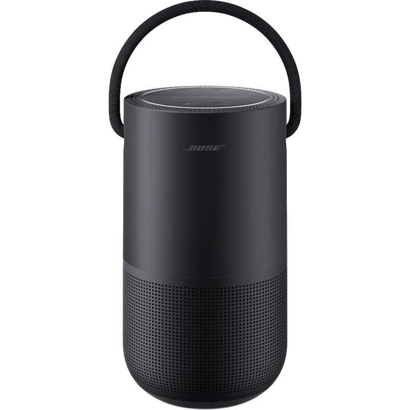 Портативная акустика Bose Portable Home Speaker 829393-2100 (Triple Black)