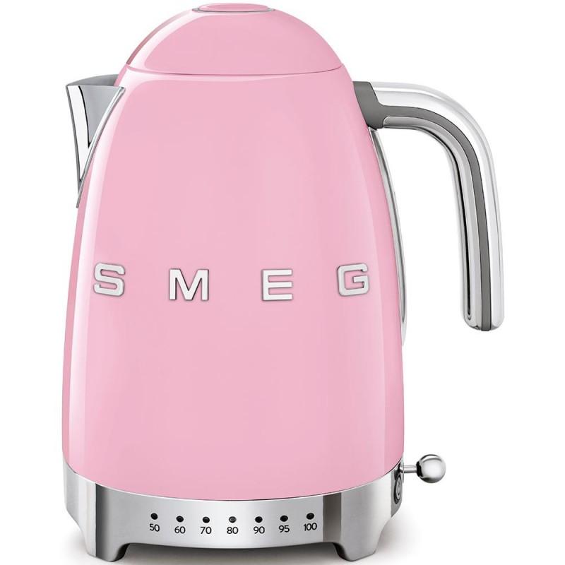 Электрический чайник Smeg KLF04PKEU (Pink)