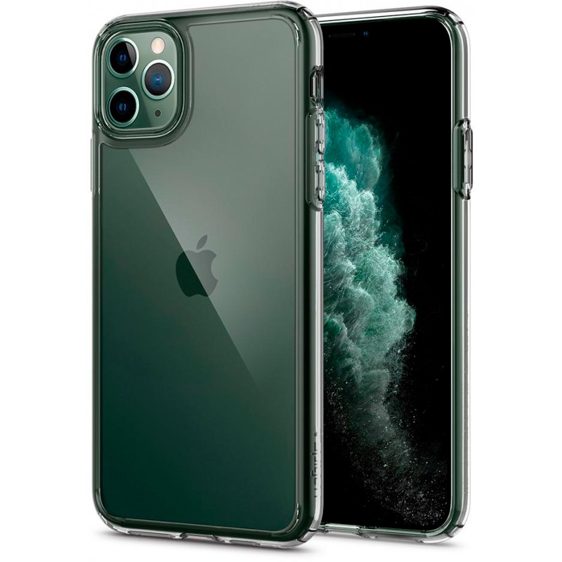 Чехол Spigen Ultra Hybrid (077CS27233) для iPhone 11 Pro (Clear)