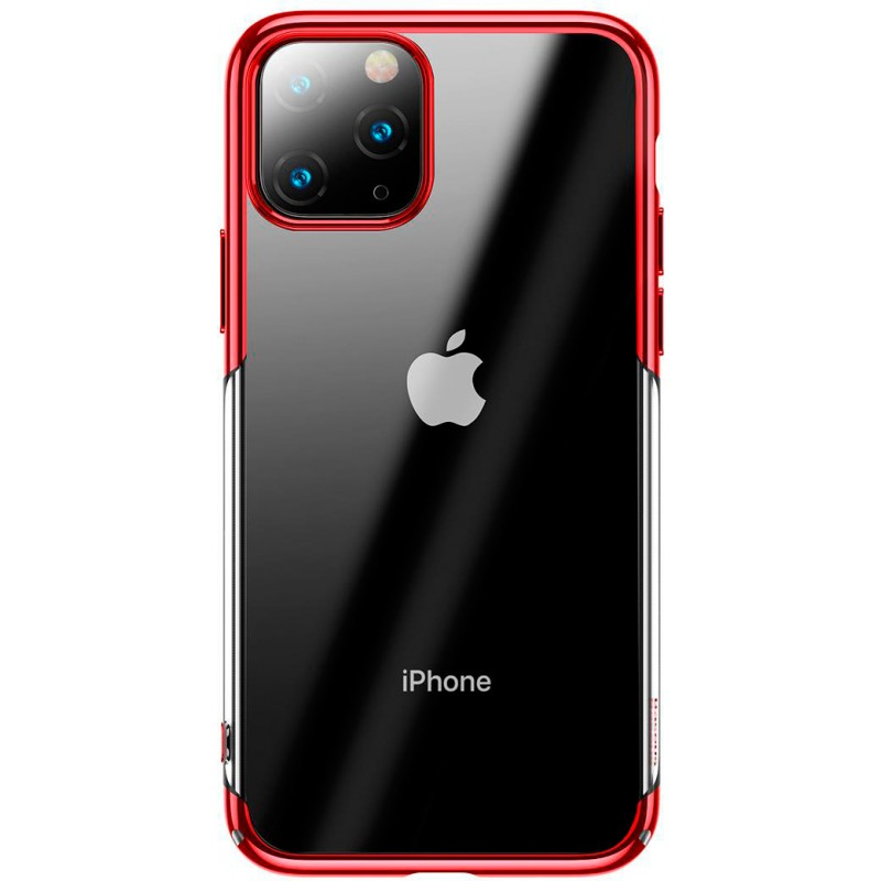 Чехол Baseus Glitter (WIAPIPH58S-DW09) для iPhone 11 Pro (Red)