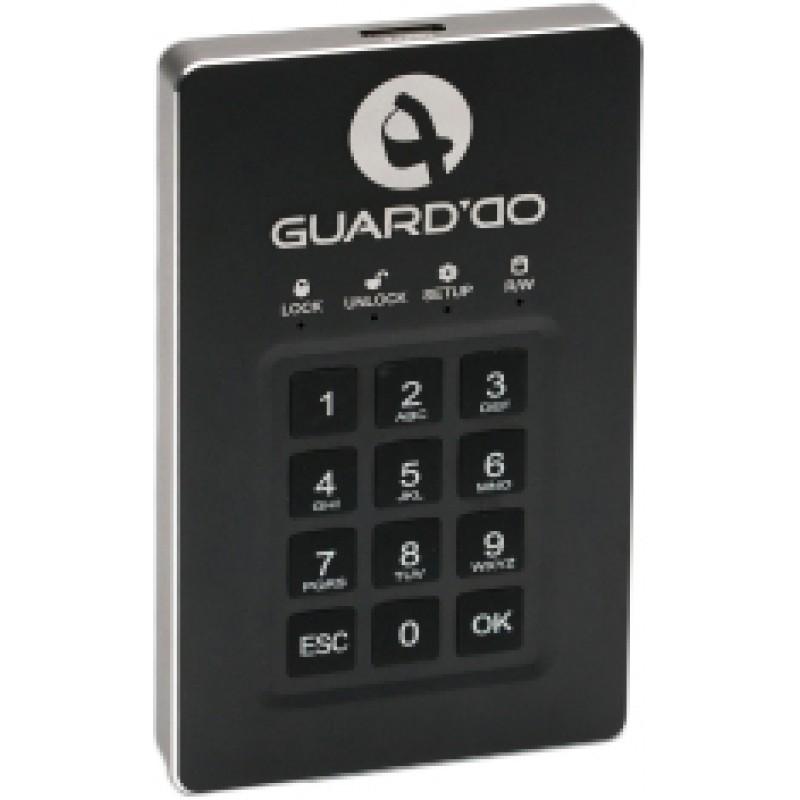 Защищенный накопитель Samurai GuardDo 500GB (Black)