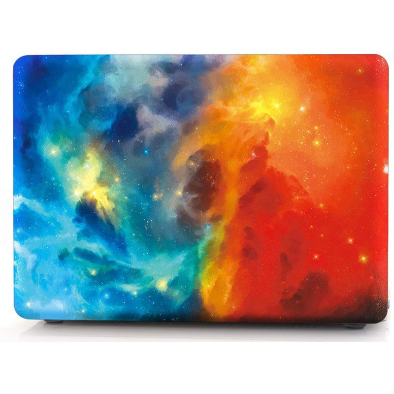 Накладка i-Blason Cover для MacBook Pro 15 A1707 (Colorful Nebula)