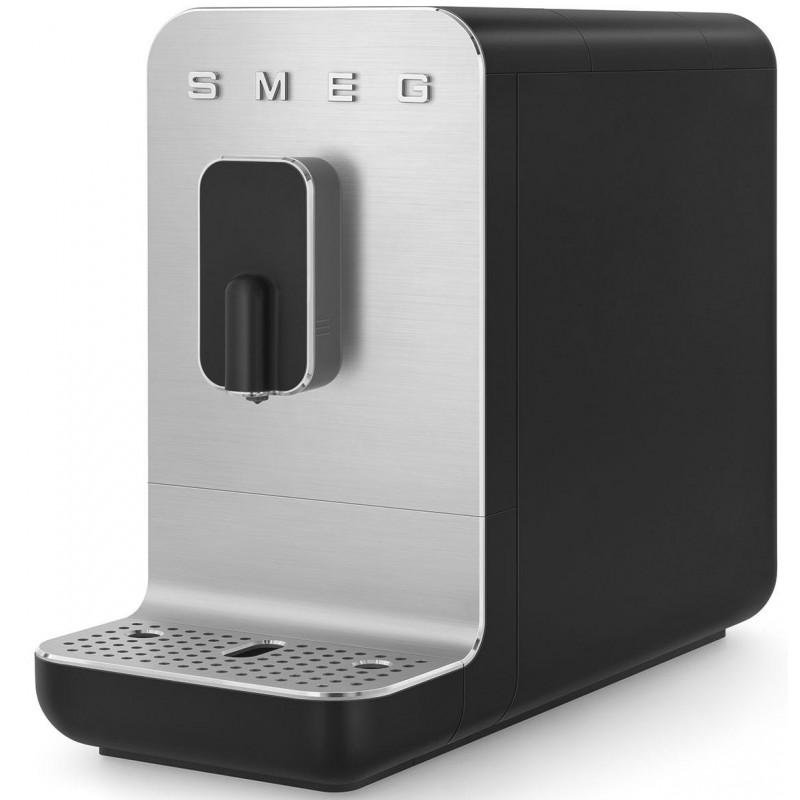 Кофемашина Smeg BCC01BLMEU (Black Matte)