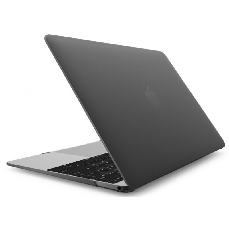 Чехол-накладка i-Blason для Macbook 12'' (Matte Black)