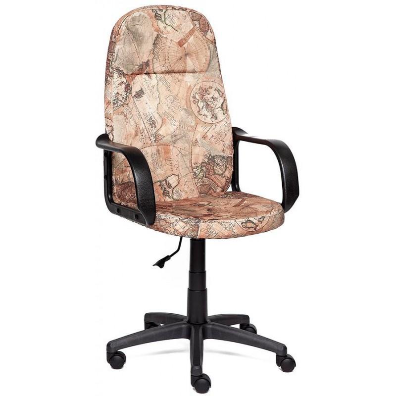 Офисное кресло Tetchair Leader 9723 (Biege Map)