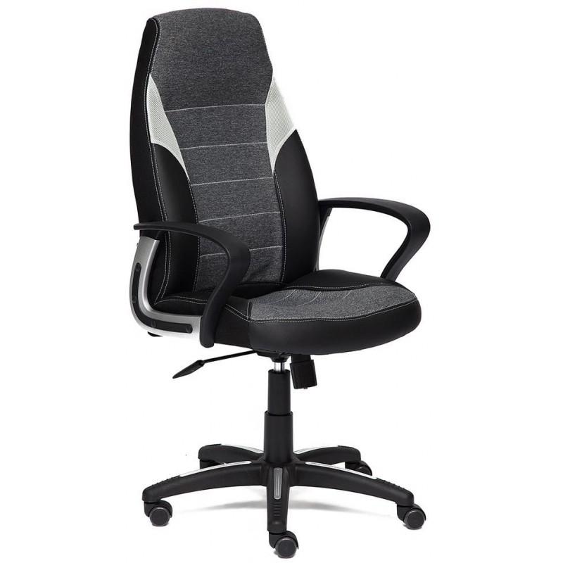 Кресло руководителя Tetchair Inter 12017 (Grey)
