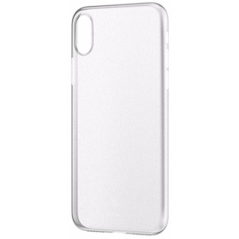 Чехол-накладка Baseus Wing Case (WIAPIPHX-02) для Apple iPhone X (Transparent White)
