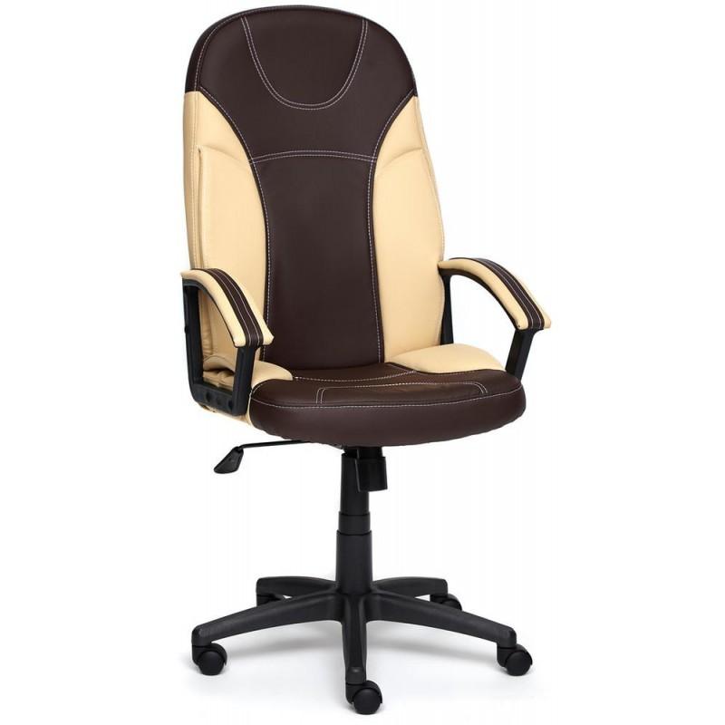 Игровое кресло Tetchair TWISTER (Brown/Beige)