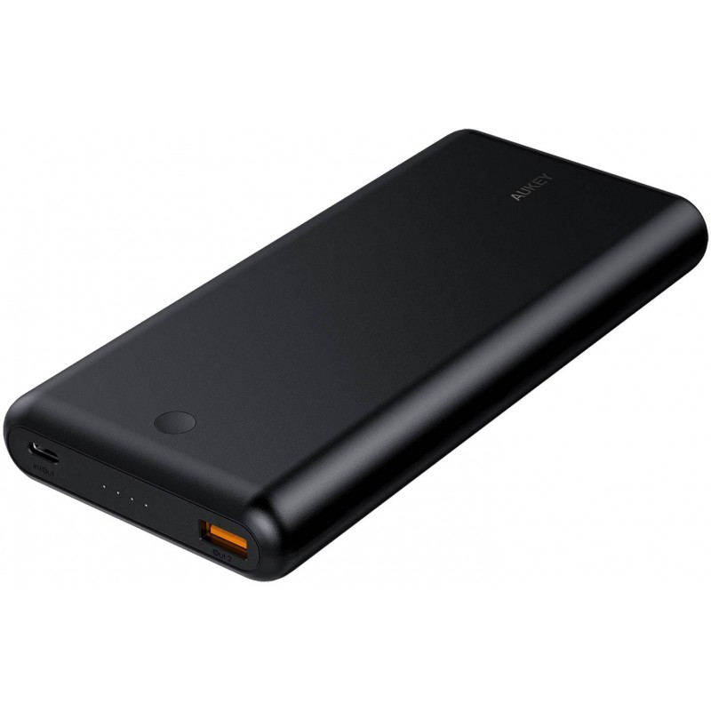 Внешний аккумулятор Aukey Power Bank (PB-XD26) 26800 mAh USB-C (Black)