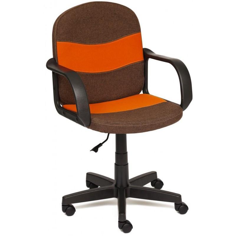 Офисное кресло Tetchair Baggi 12011 (Brown/Orange)