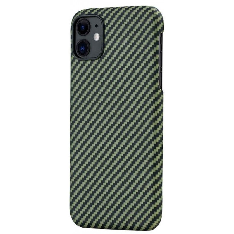Чехол Pitaka MagCase (KI1105R) для iPhone 11 (Yellow Twill)