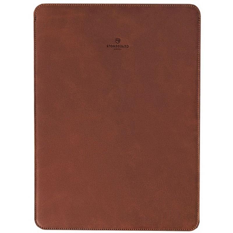 Кожаный чехол Stoneguard 511 (SG5110501) для MacBook 12 (Rust)