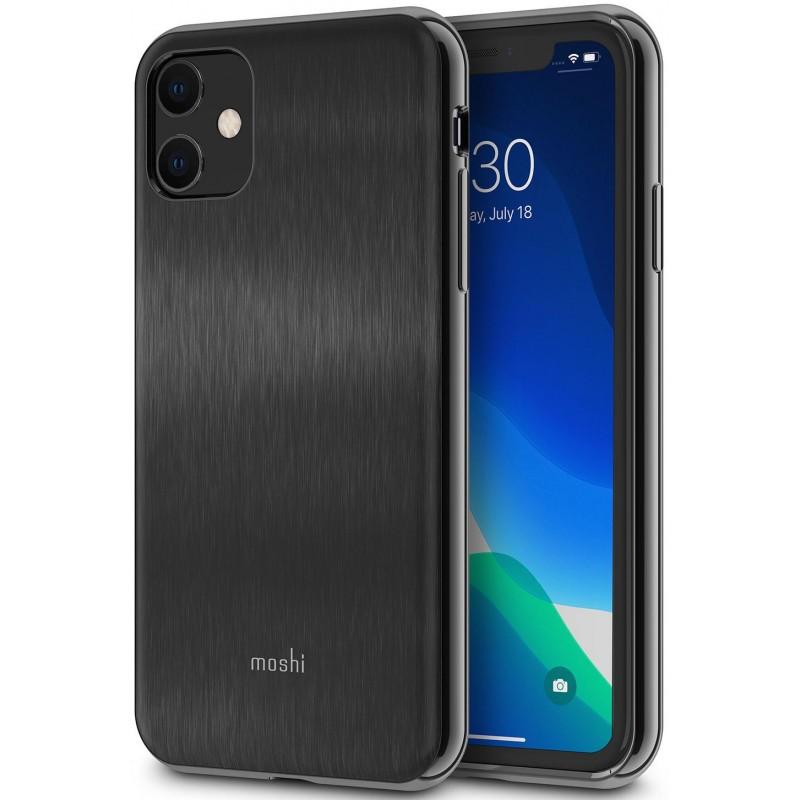 Чехол Moshi iGlaze (99MO113004) для iPhone 11 (Black)