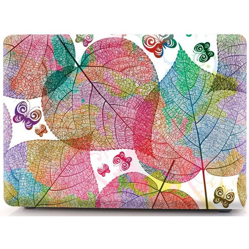 Накладка i-Blason Cover для MacBook Pro 15 A1707 (Beautiful heart shapet leaf)