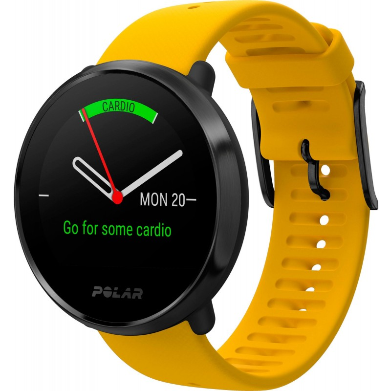 Спортивные часы Polar Ignite M/L 90075950 (Yellow)