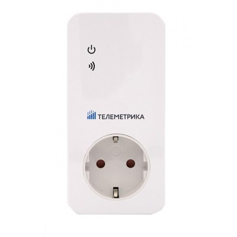 GSM-розетка Телеметрика Т20 (White)