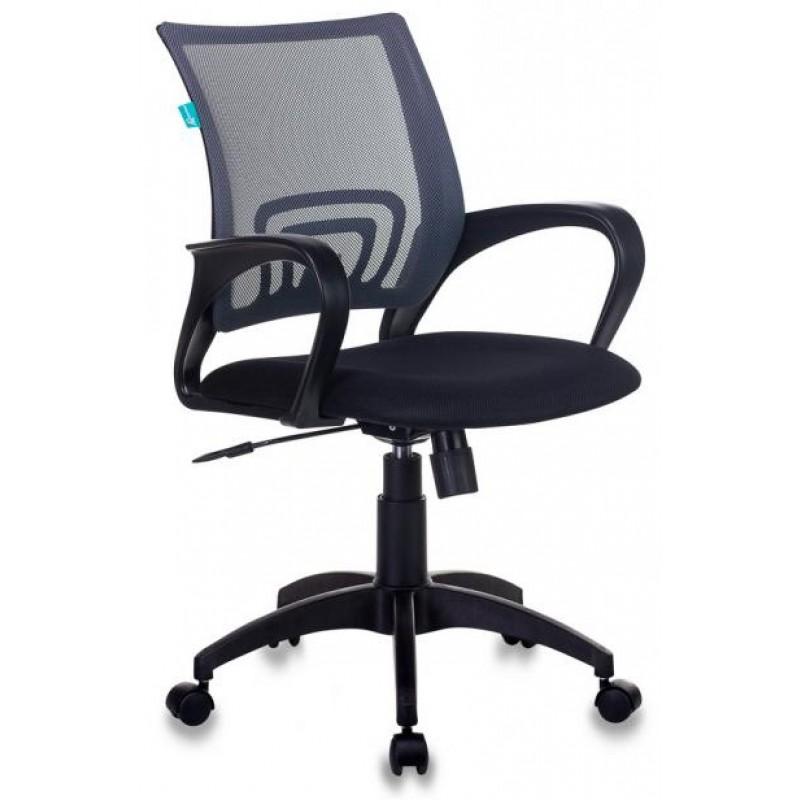 Офисное кресло Бюрократ CH-695NLT/DG/TW-11 (Dark Grey/Black)