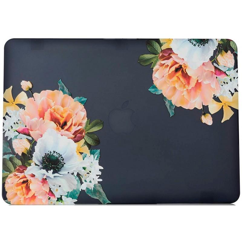 Накладка i-Blason Cover для MacBook Pro 15 Retina (Flowers)