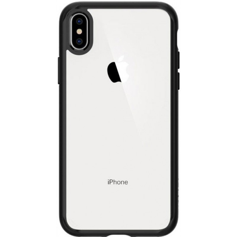 Чехол Spigen Ultra Hybrid (065CS25128) для iPhone Xs Max (Matte Black)