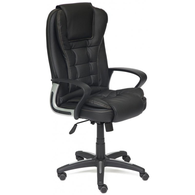 Кресло руководителя Tetchair Baron 9778 (Black)