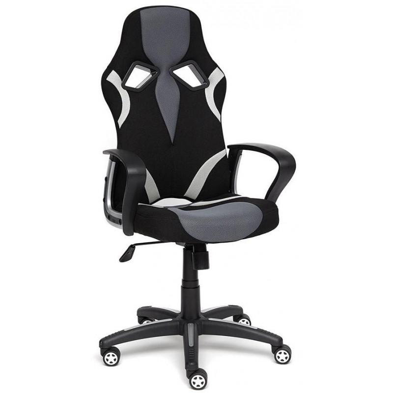 Игровое кресло Tetchair RUNNER (Grey/Black)