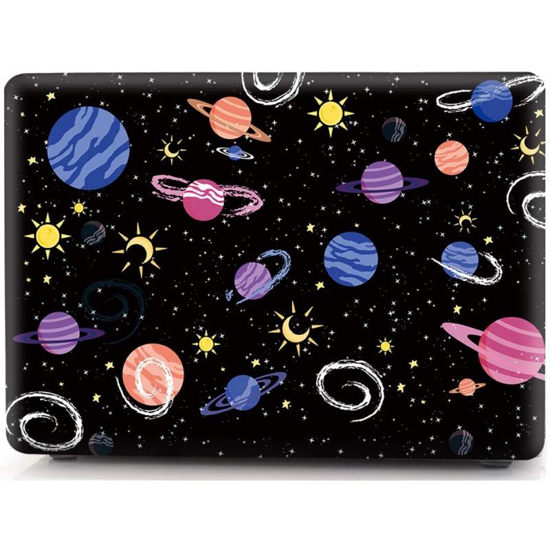 Накладка i-Blason Cover для MacBook Pro 15 A1707 (Space Planet)
