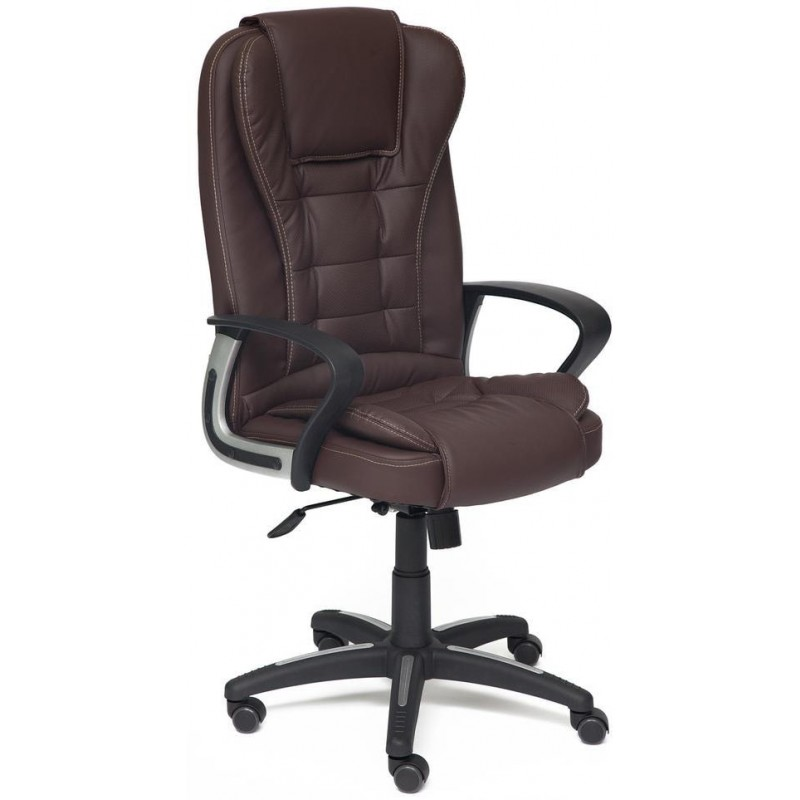 Кресло руководителя Tetchair Baron 9782 (Brown)