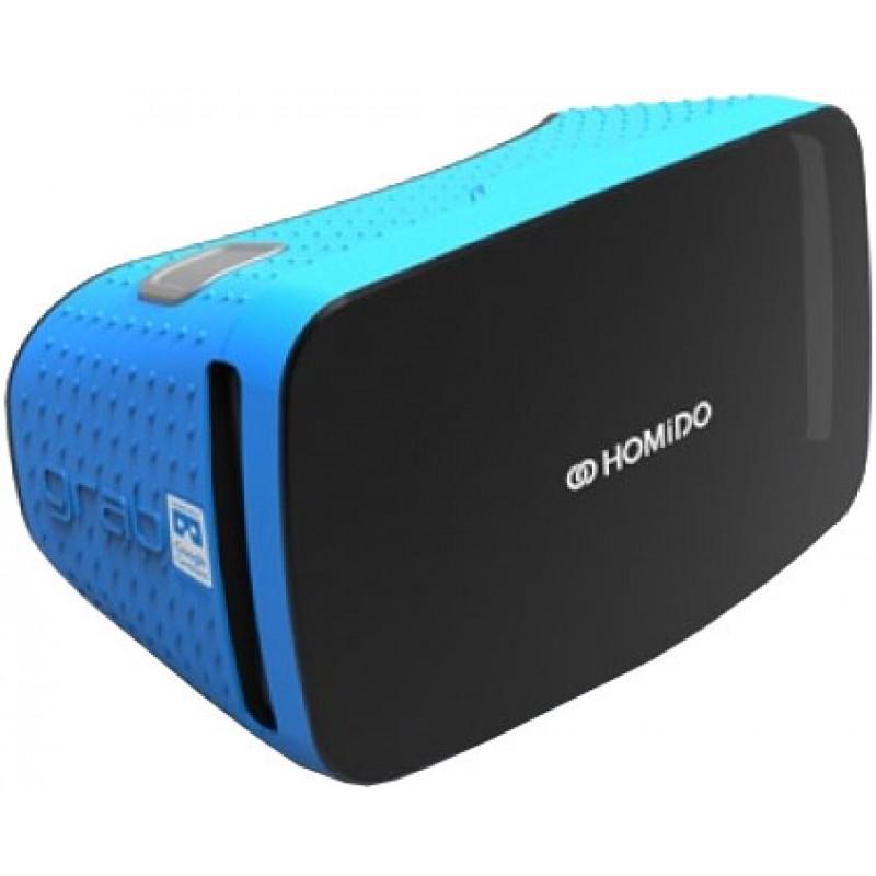 Очки виртуальной реальности Homido Grab (Blue)