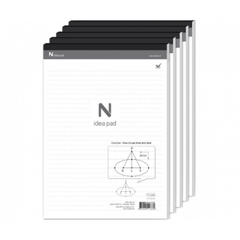 Блокнот NeoLab N Idea Pad для ручки Neo Smartpen N2/M1 (White)